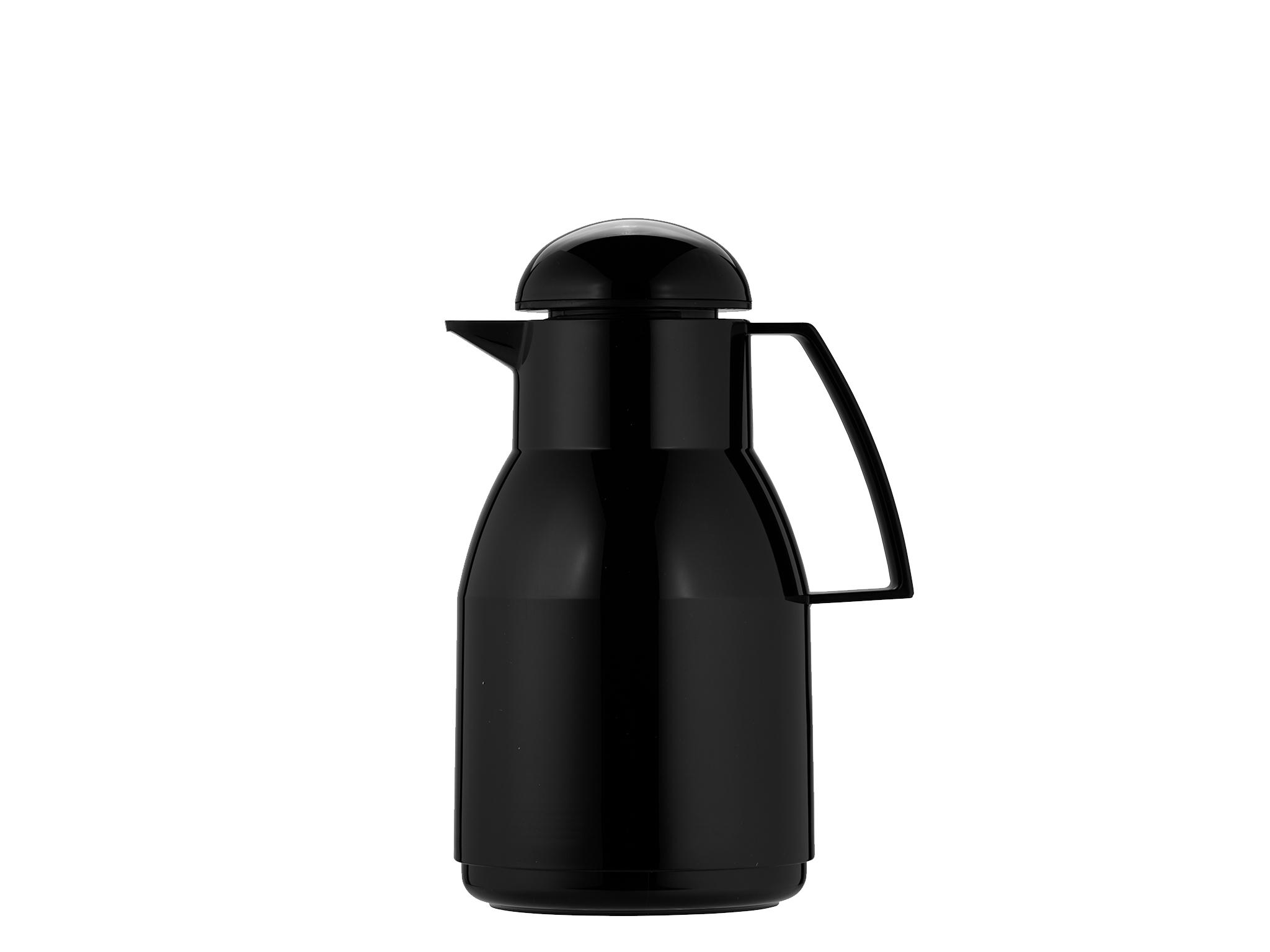2734-002 - Vacuum jug black 1.0 L TOP - Helios