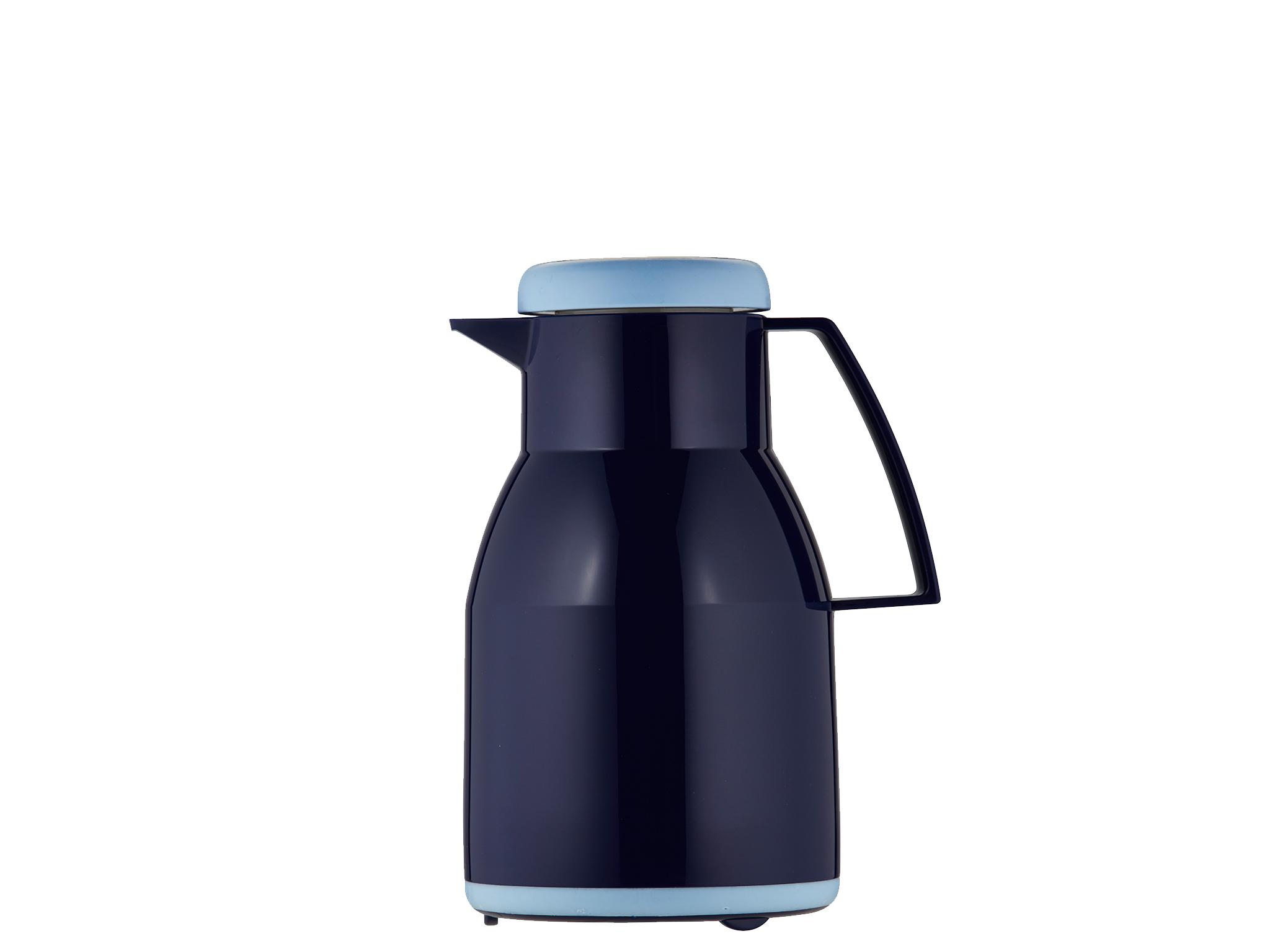 2764-008 - Vacuum carafe onbreakable blue 1.0 L WASH S+ - Helios