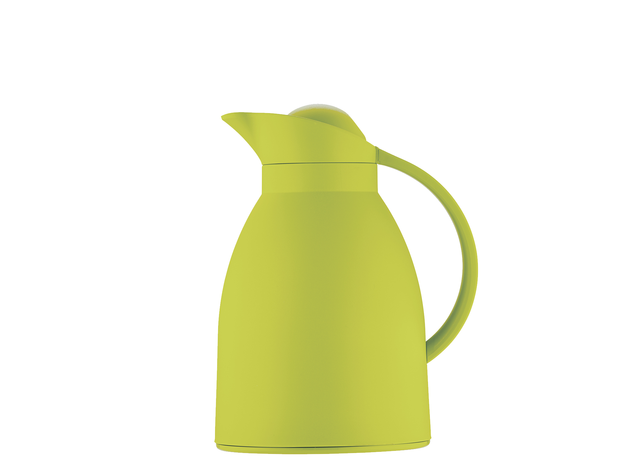 2894-193 - Vacuum jug 1.0 l transparent Lemon Green RIO - Helios