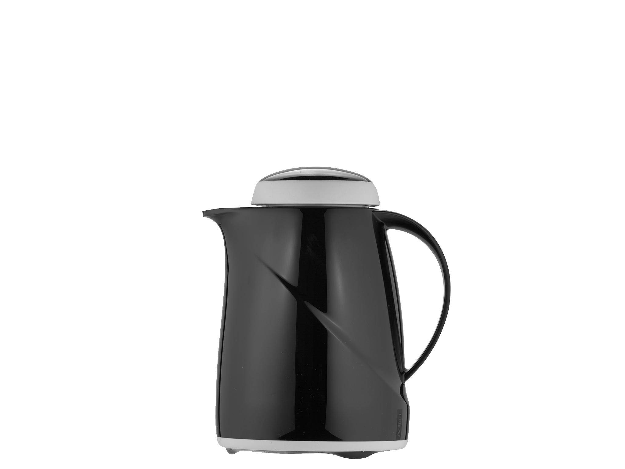 2941-002 - Vacuum carafe black 0.3 L WAVE PICCO - Helios