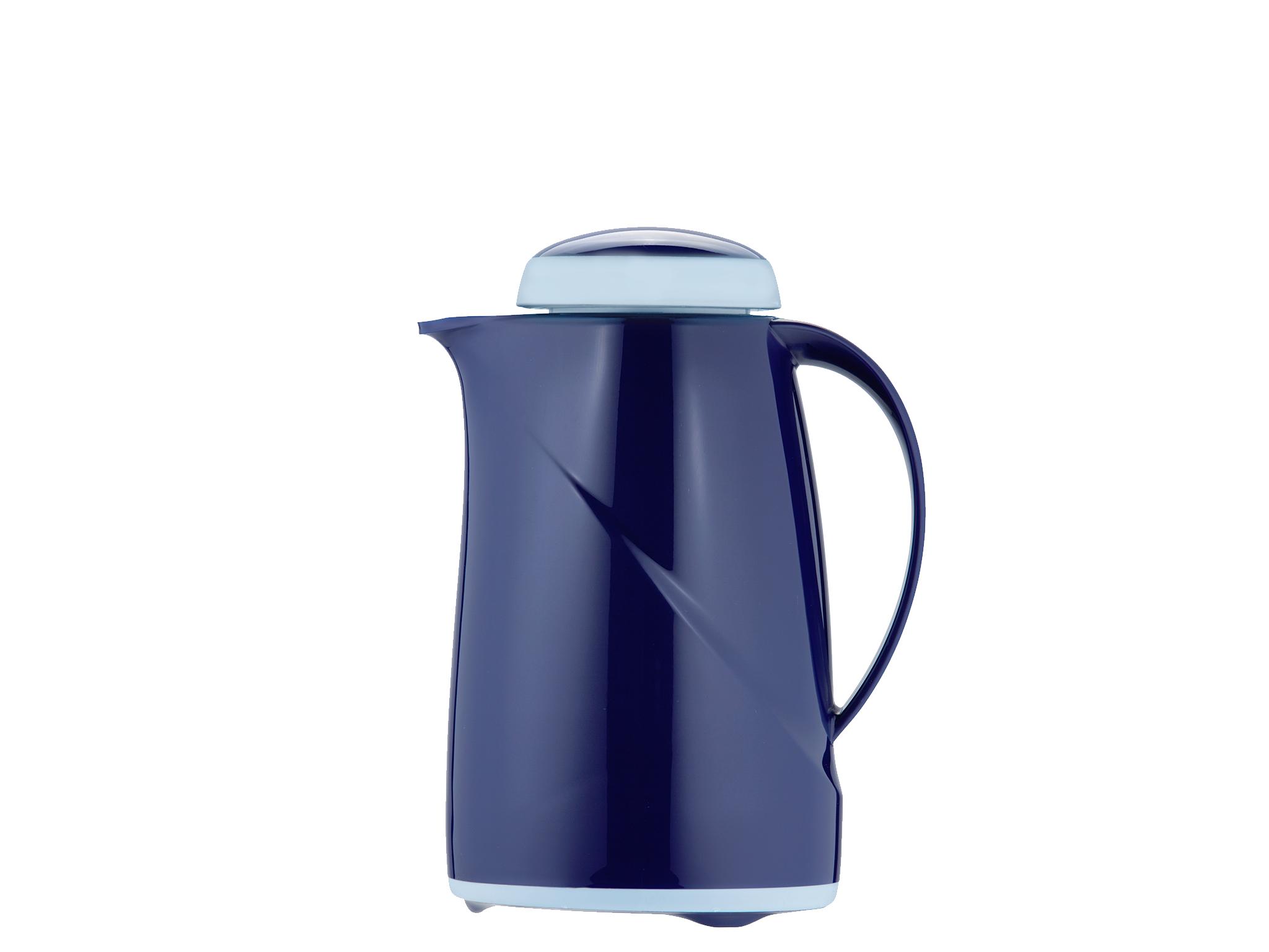 2942-008 - Vacuum carafe blue 0.6 L WAVE MINI - Helios