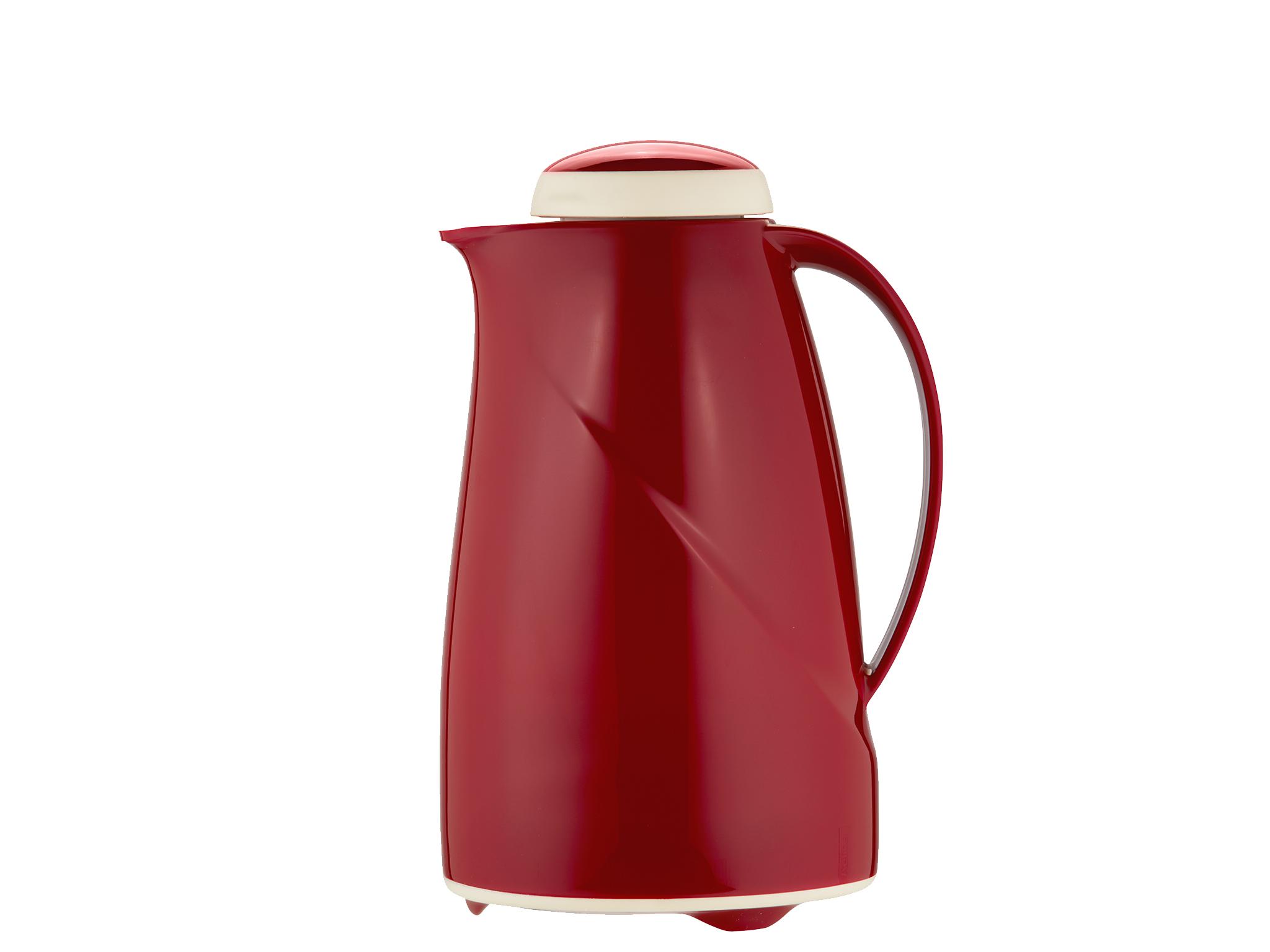 2945-046 - Vacuum carafe red 1.5 L WAVE MAXI - Helios