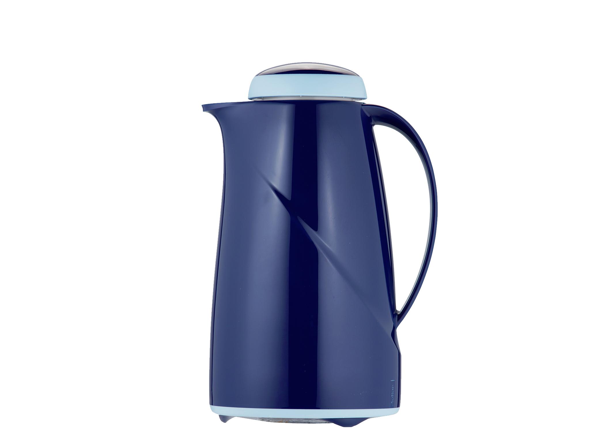 2964-008 - Vacuum carafe unbreakable blue 1.0 L WAVE S+ - Helios