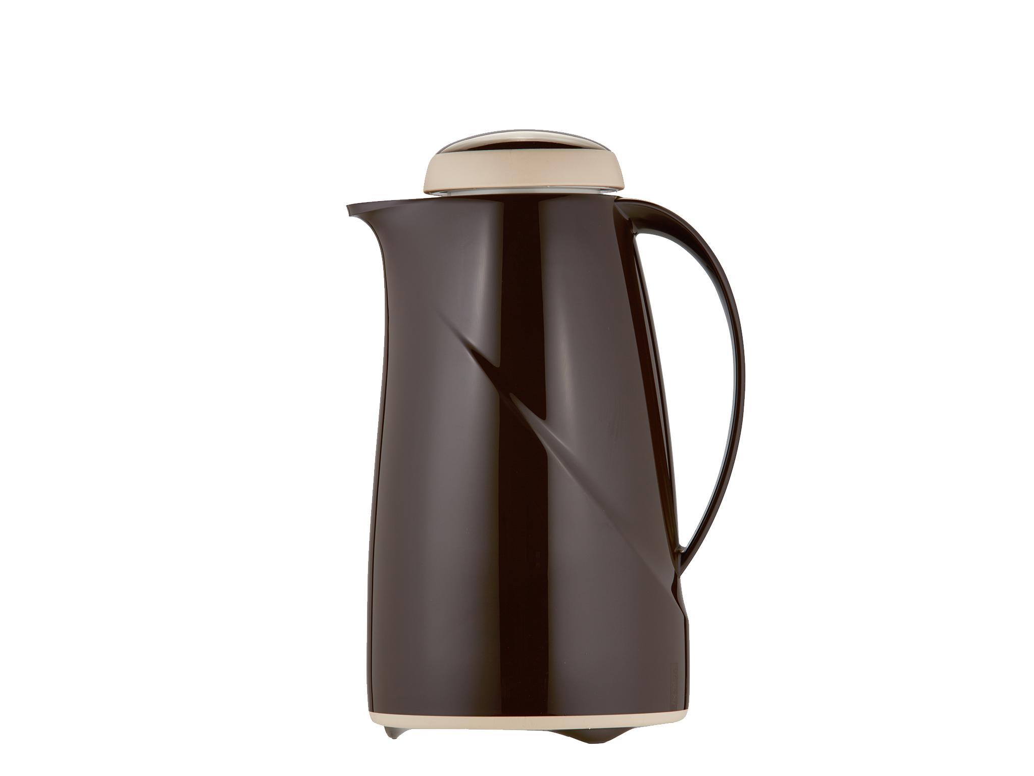 2964-123 - Vacuum carafe unbreakable cappuccino 1.0 L WAVE S+ - Helios