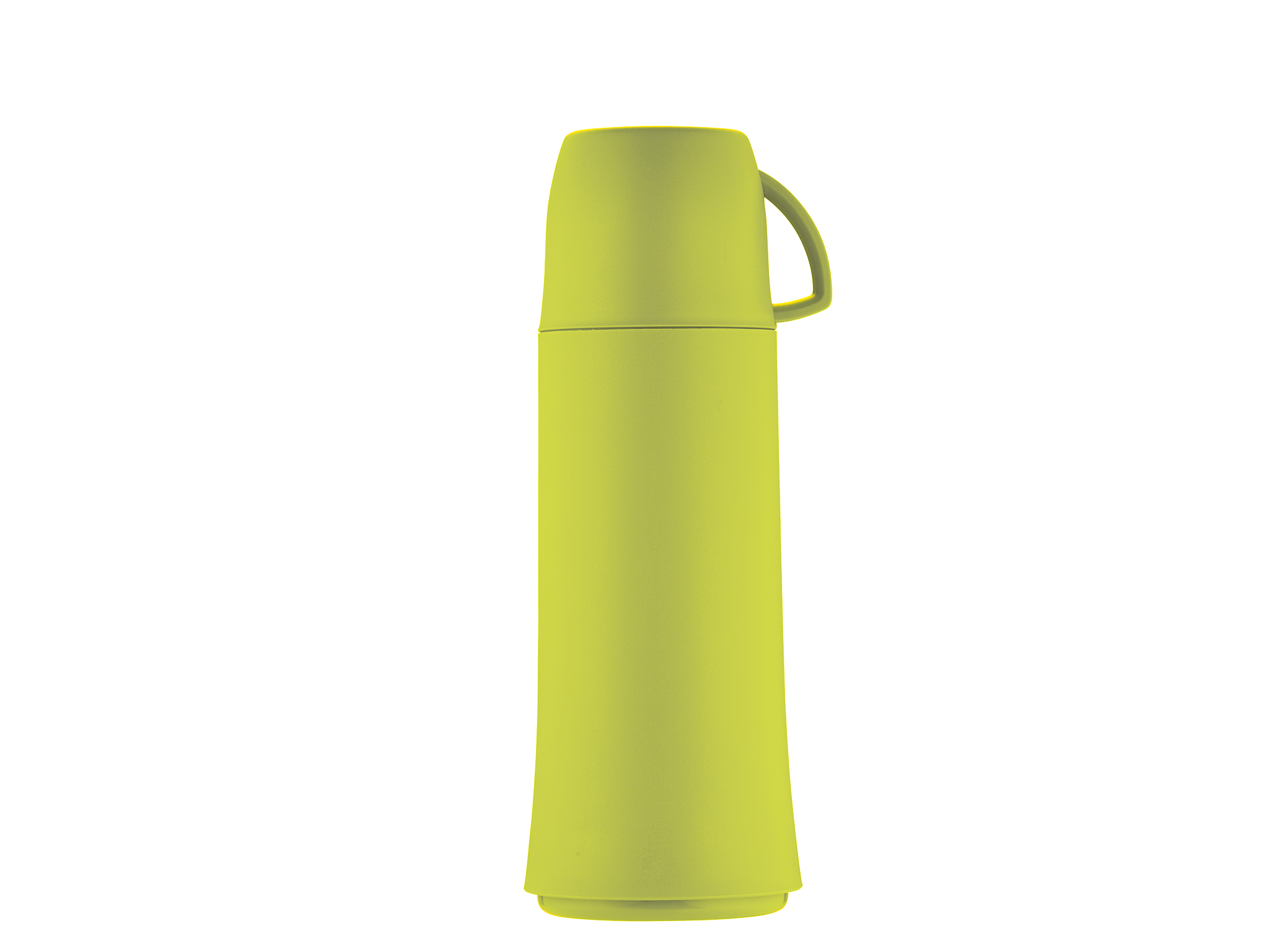 5453-193 - Vacuum flask Lemon Green 0.75 L KARIBIK - Helios