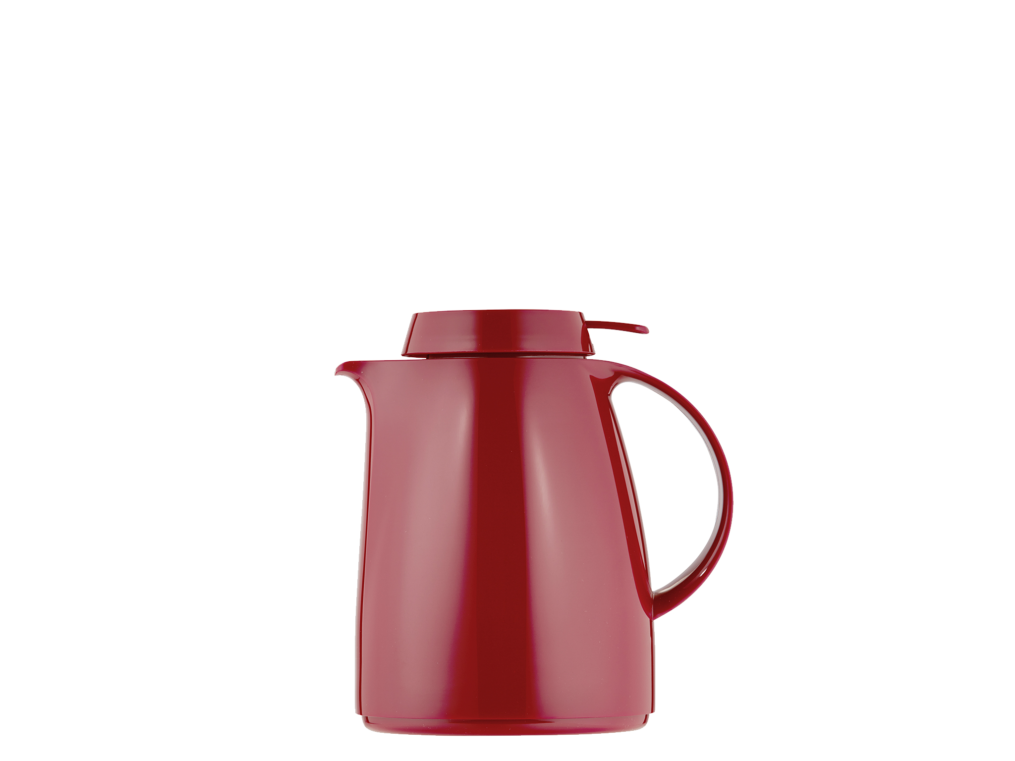 7201-046 - Vacuum carafe red 0.3 L SERVITHERM - Helios