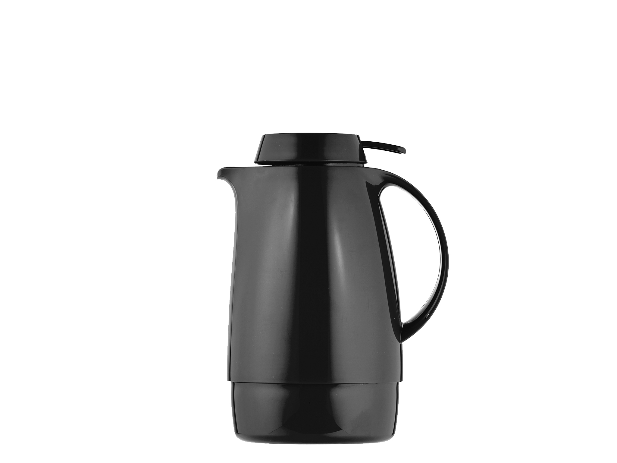 7202-002 - Vacuum carafe black 0.6 L SERVITHERM - Helios