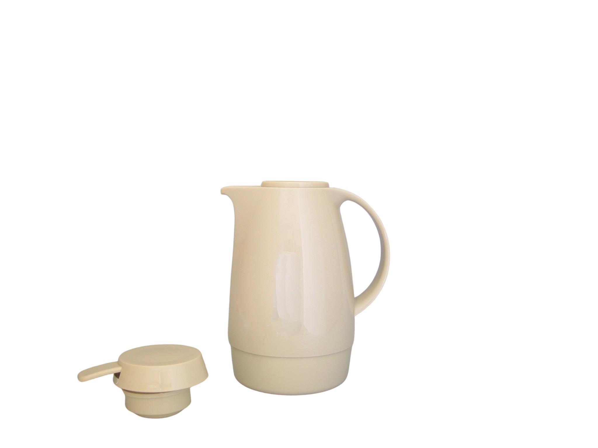 7202-042 - Vacuum carafe beige 0.60 L SERVITHERM - Helios