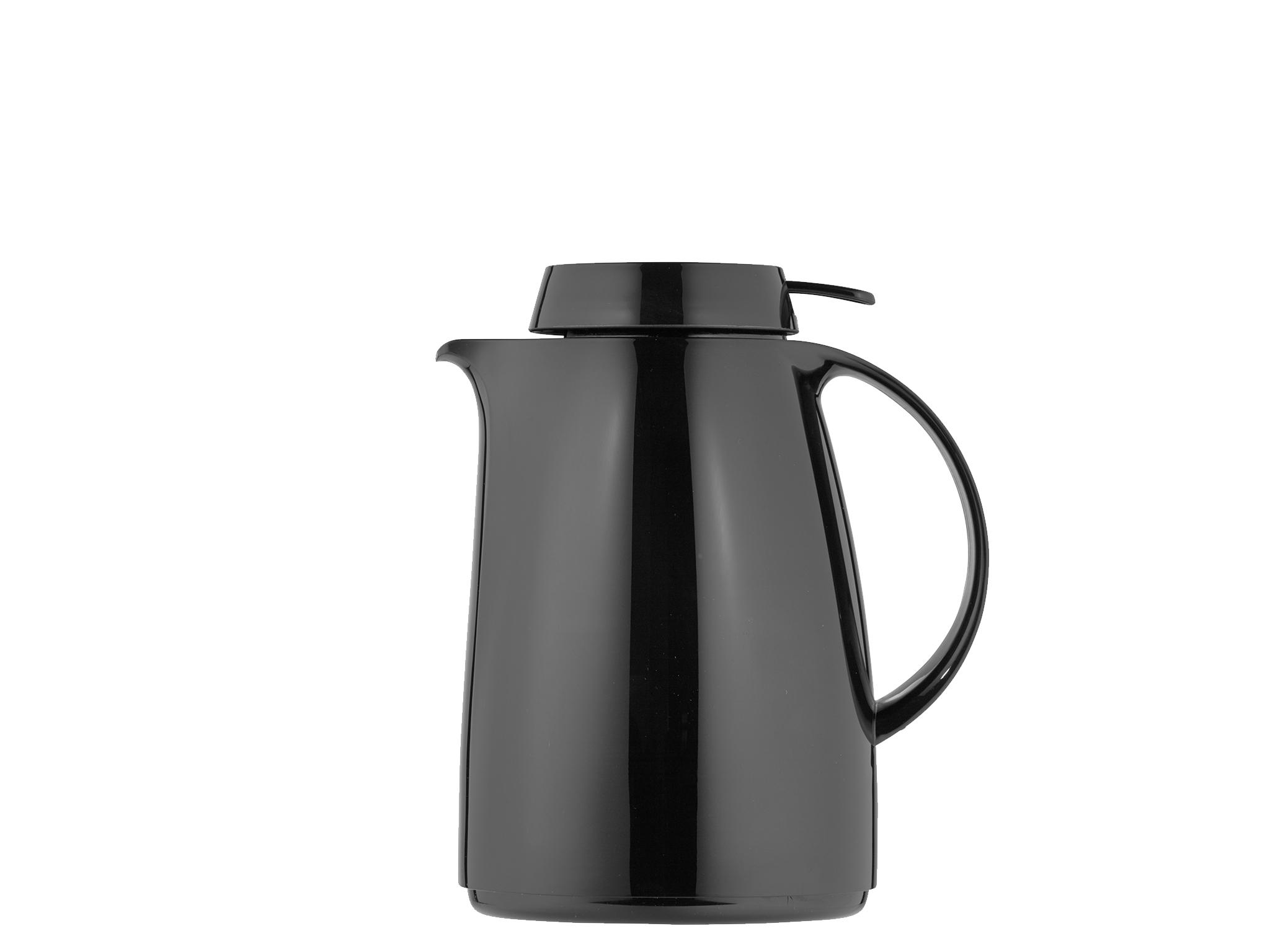 7204-002 - Vacuum carafe black 1.0 L SERVITHERM - Helios