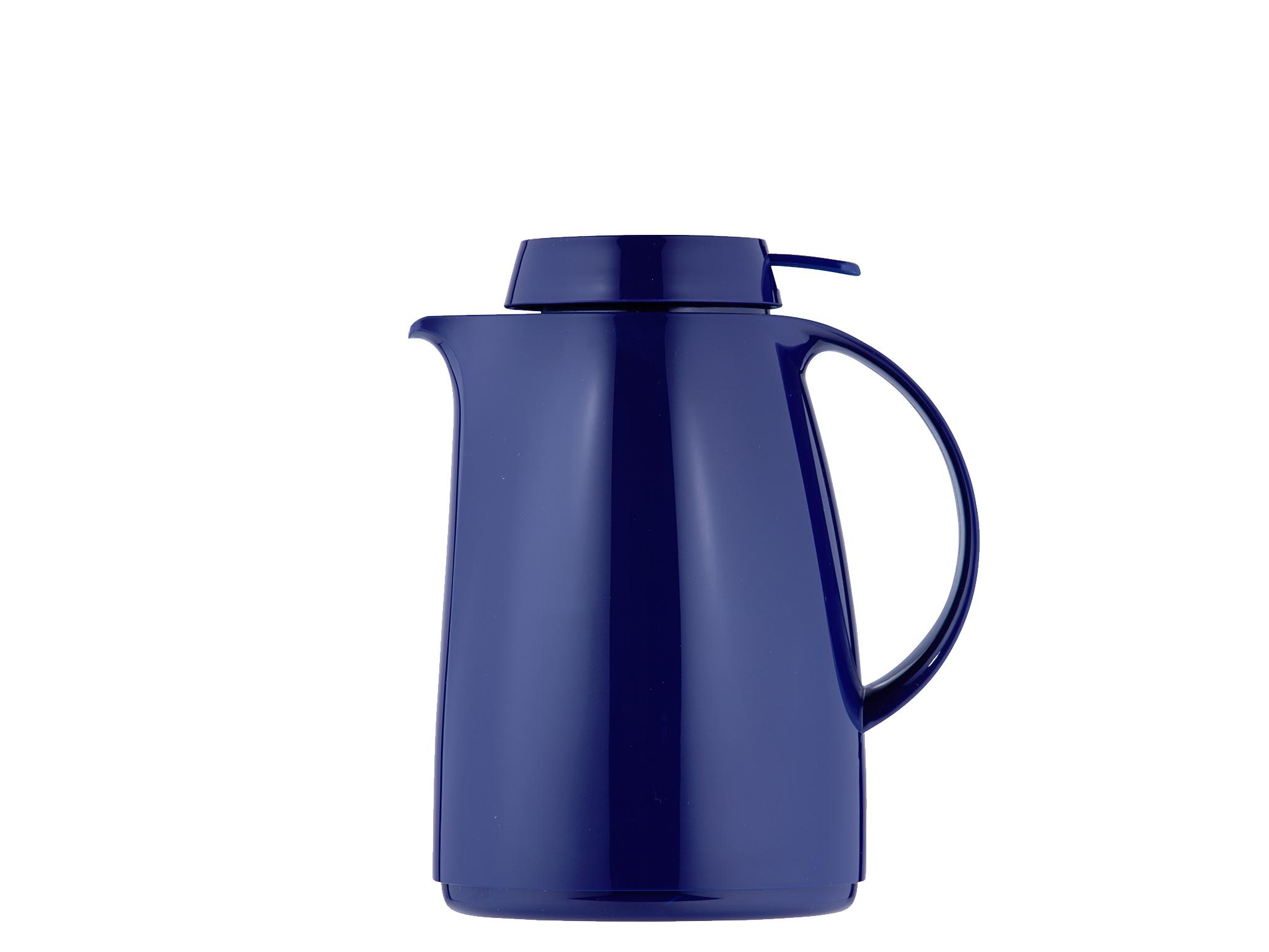 7204-008 - Vacuum carafe blue 1.0 L SERVITHERM - Helios