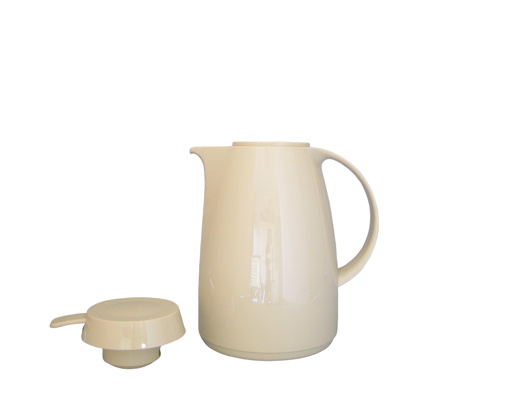 7204-042 - Vacuum carafe beige 1.0 L SERVITHERM - Helios