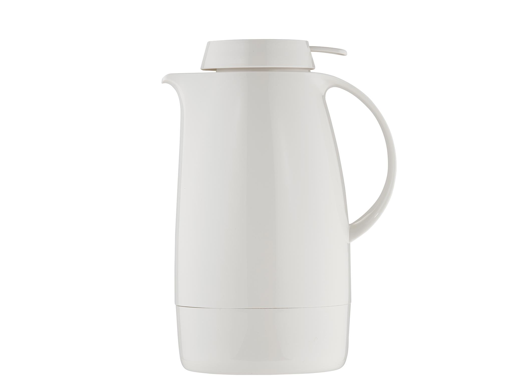 7205-001 - Vacuum carafe white 1.3 L SERVITHERM - Helios