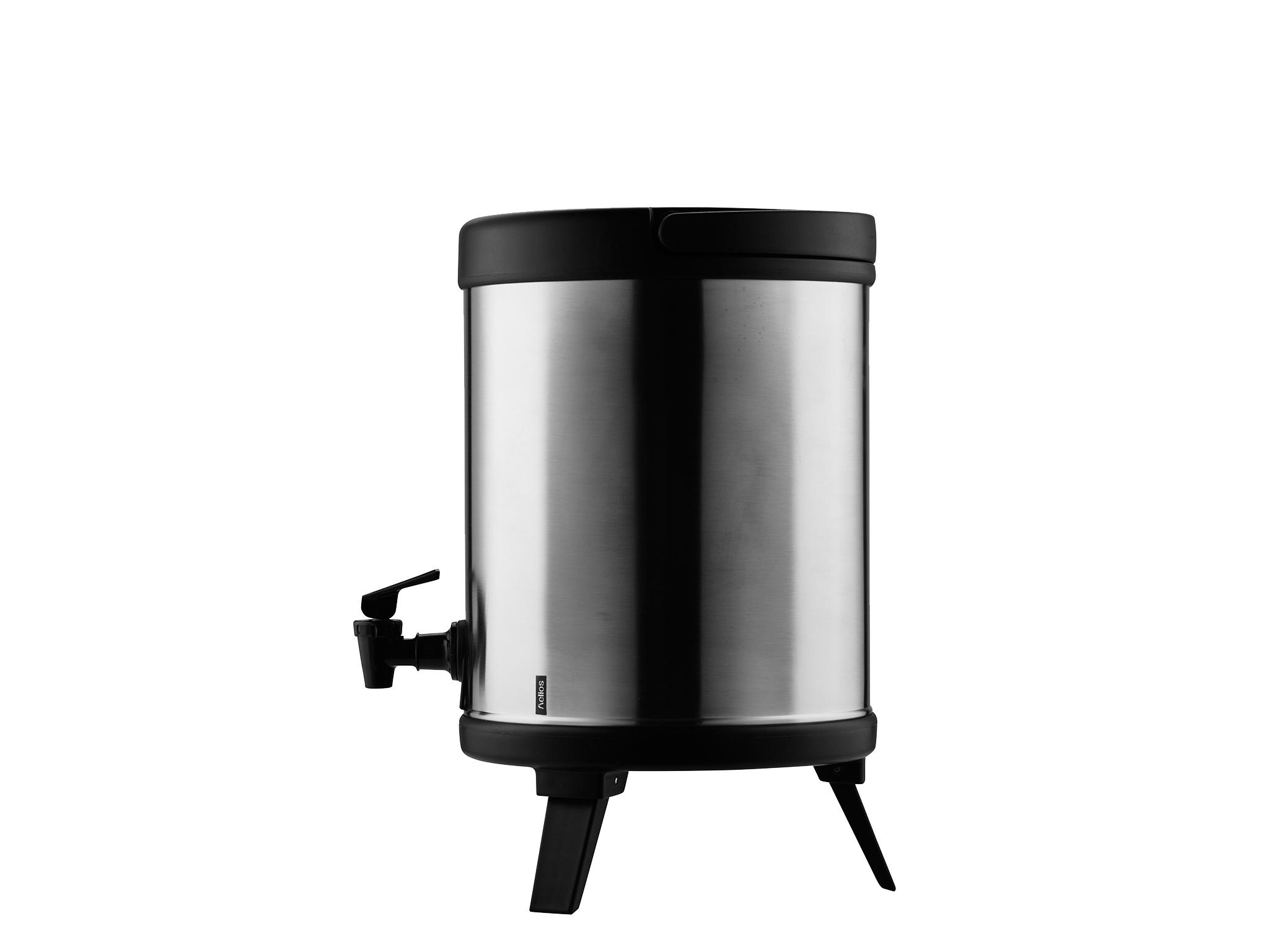 8306 - Vacuum tank SS with tap 6.0 L MAXX - Helios