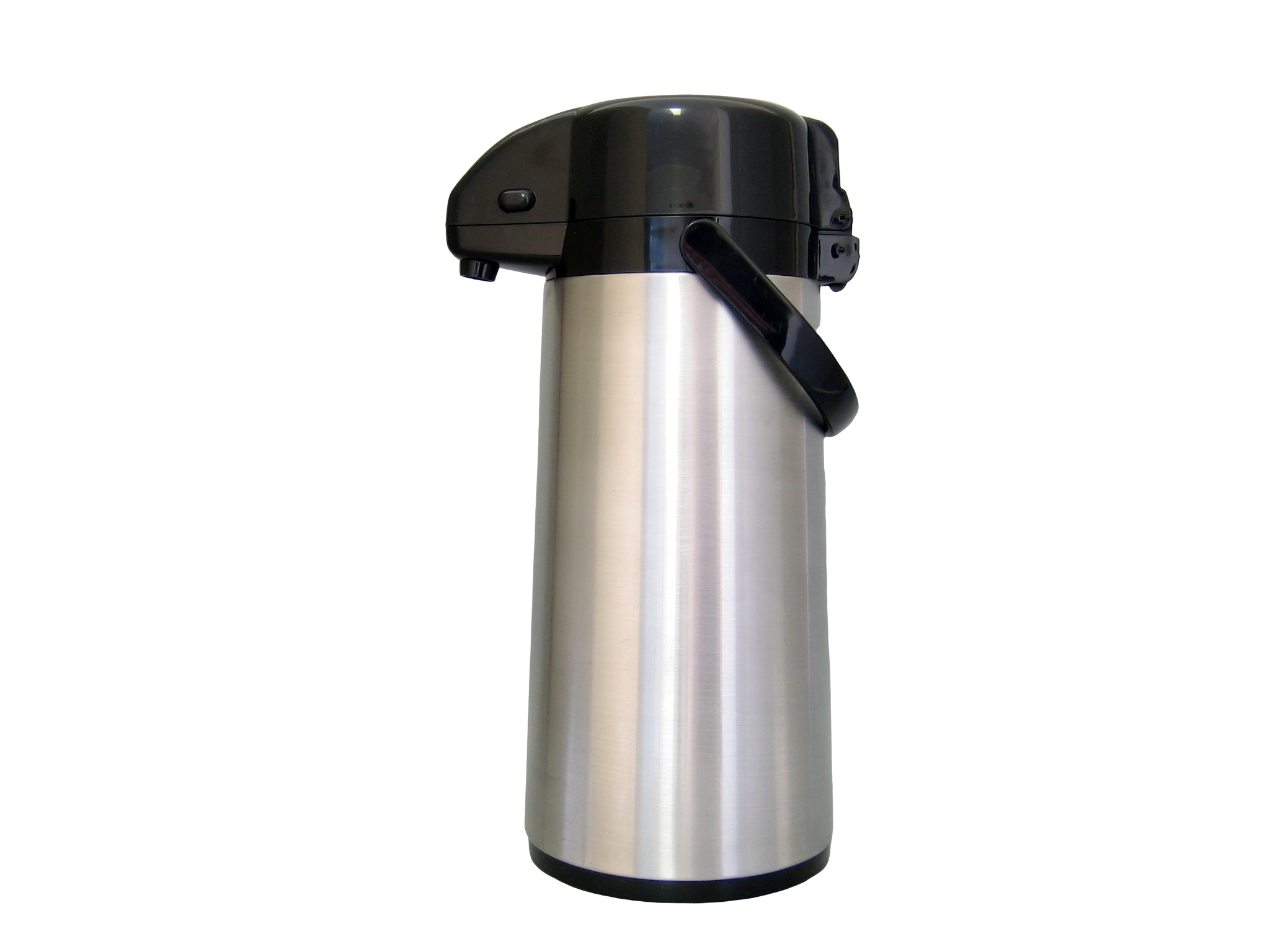 FM22S - Pichet à pompe inox à levier 2.20 L - Isobel