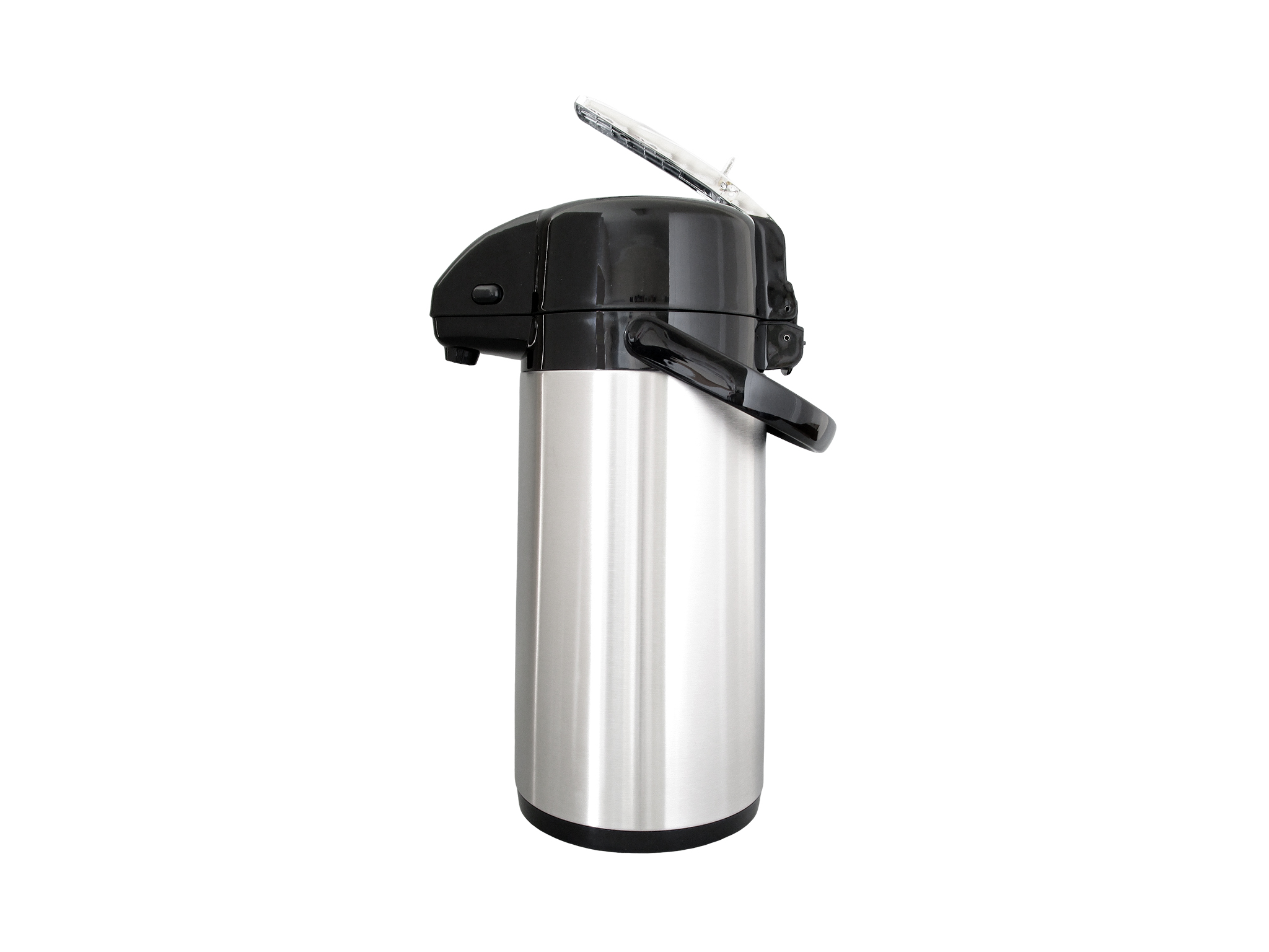 FSS22S - Airpot SS unbreakable with pumping lever 2.20 L - Isobel