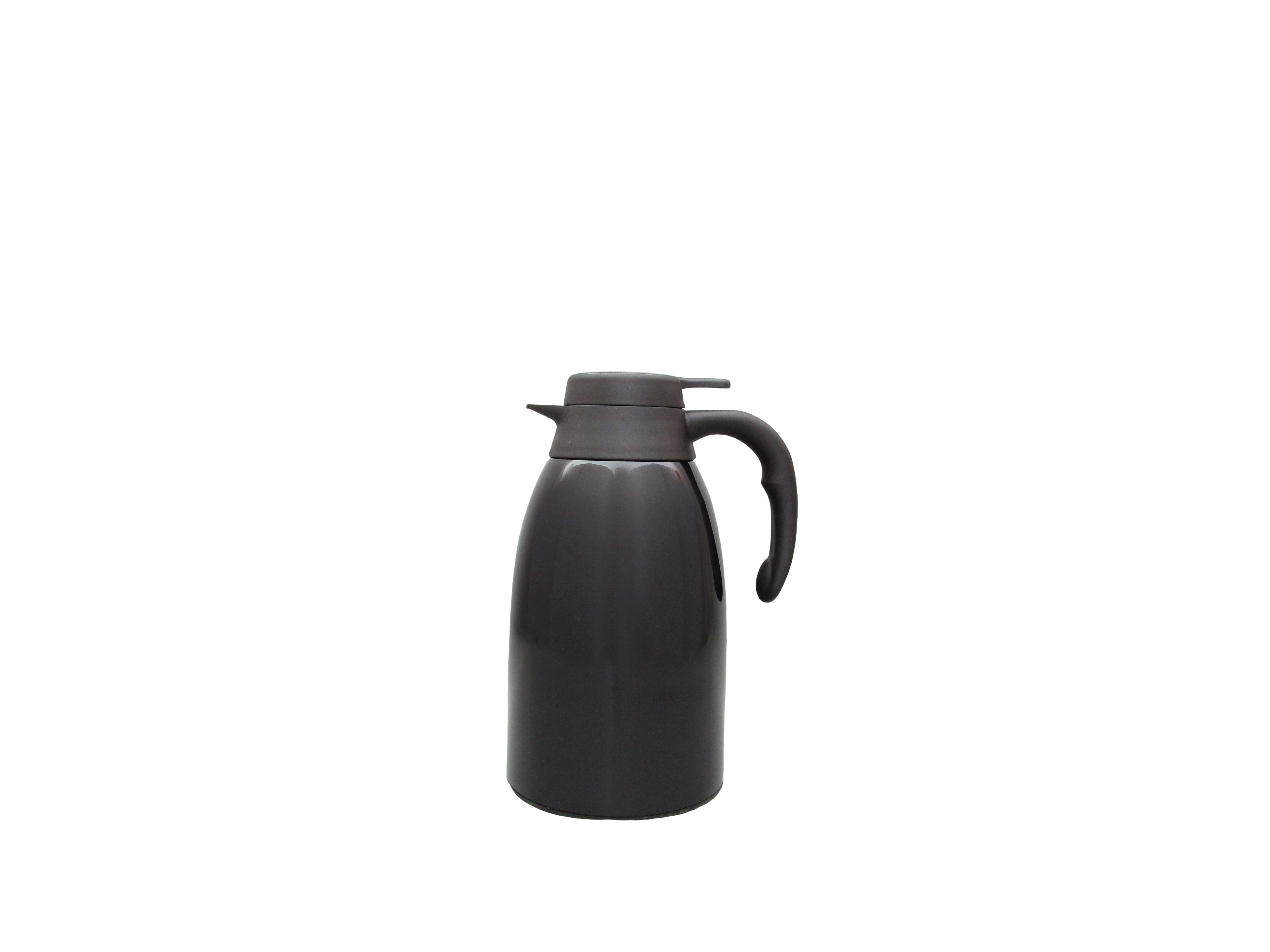 FUJI20-002 - Vacuum carafe SS black unbreakable 2.0 L - Isobel