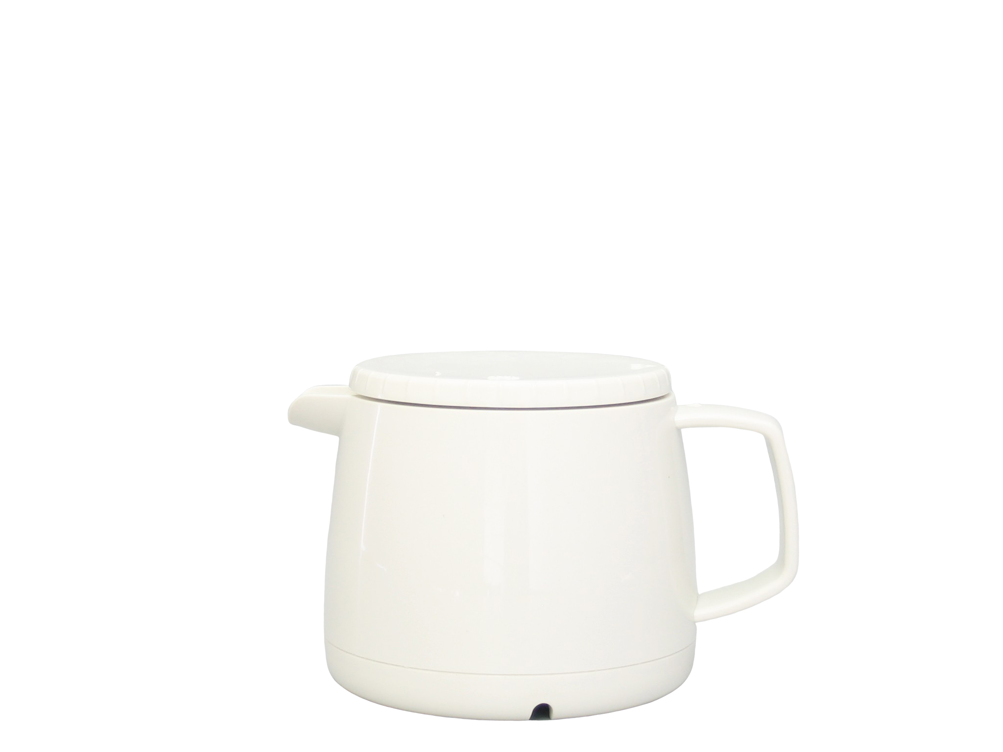 JAZZ030-001 - Insulated carafe low height stackable white 0.30 L - Isobel