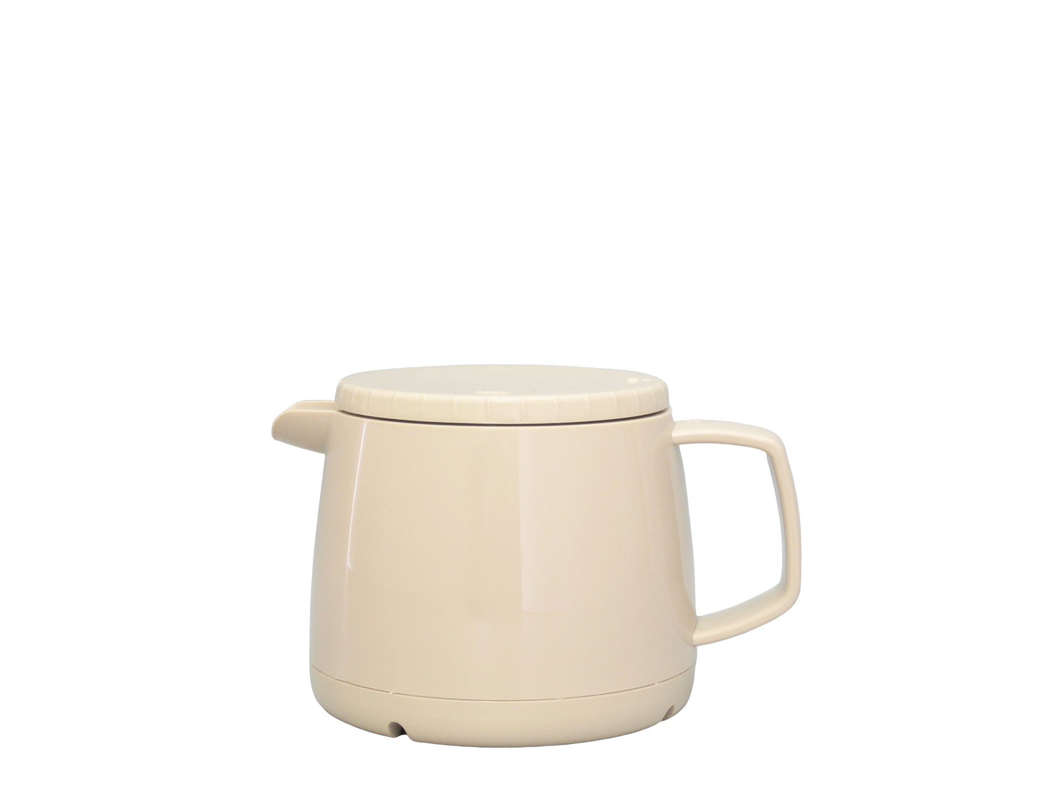 JAZZ030-042 - Insulated carafe low height stackable beige 0.30 L - Isobel