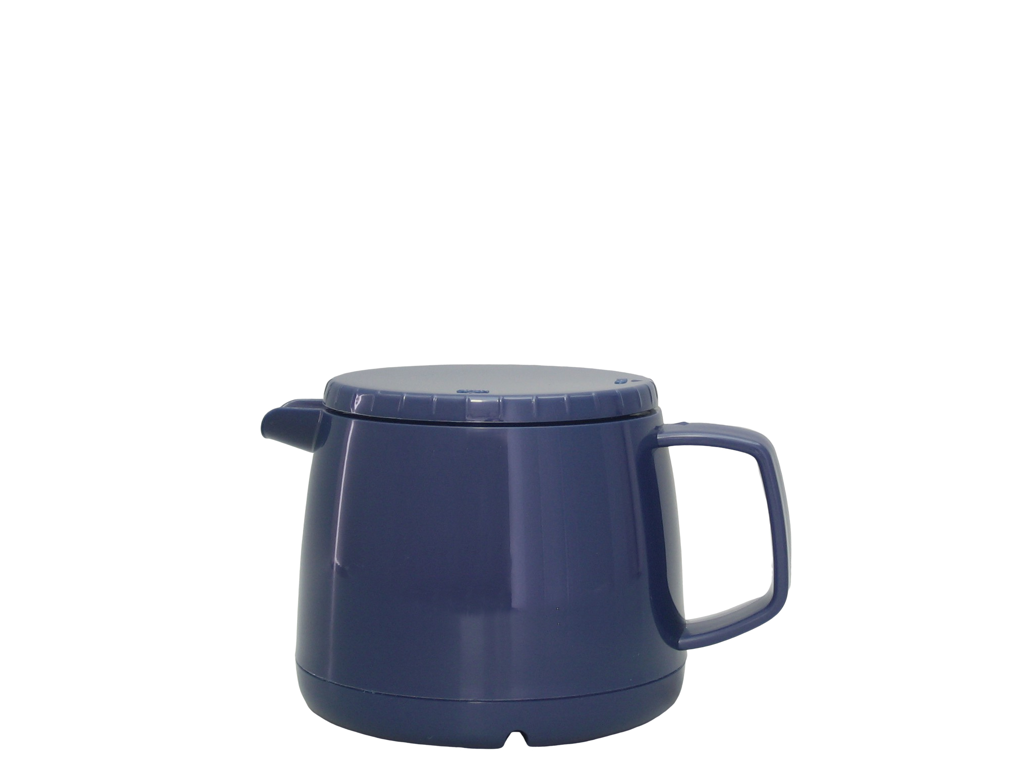 JAZZ030S-008 - Insulated carafe low height SS blue 0.30 L - Isobel