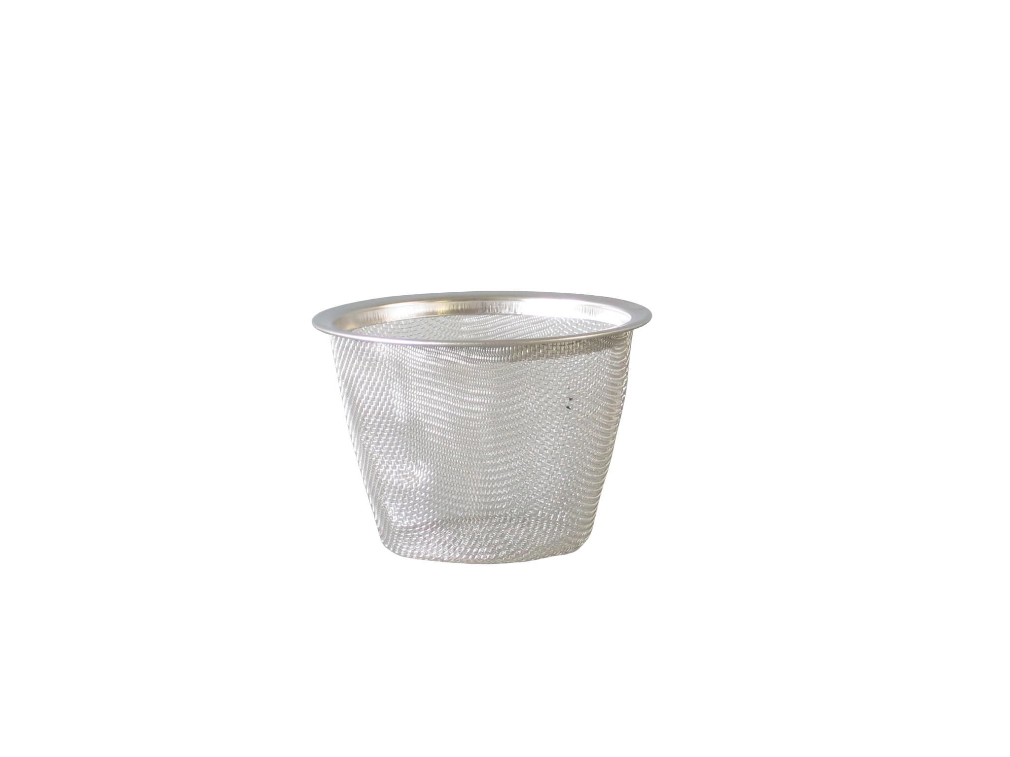 MOUNTAIN045-049 - Theepot gietijzer geémail. binnenkant 0.45 L Donker grijs - Green Leaf