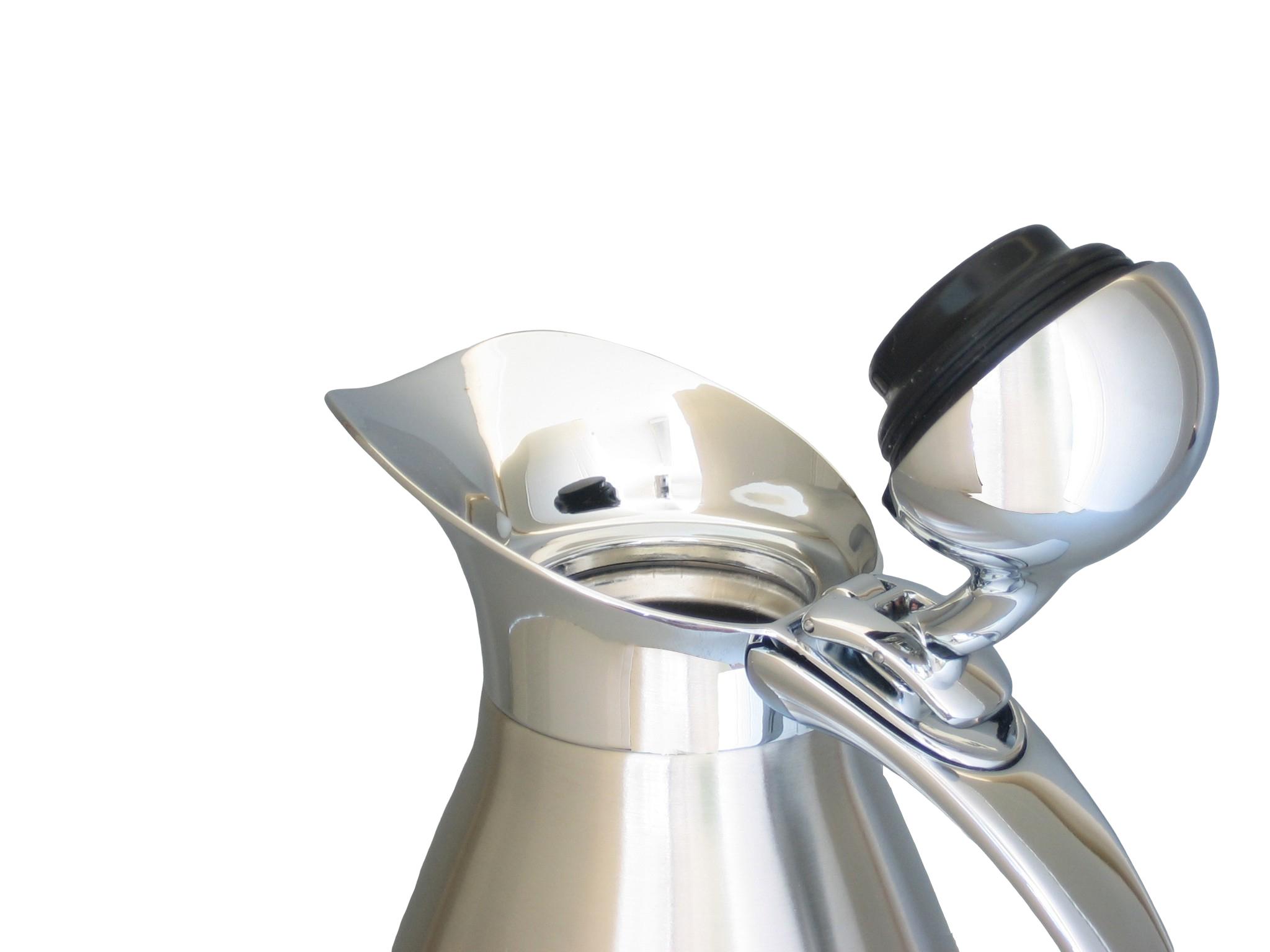 PEARL200 - Isoleerkan onbreek. Inox hogere prijsklasse 2.0 L - Isobel