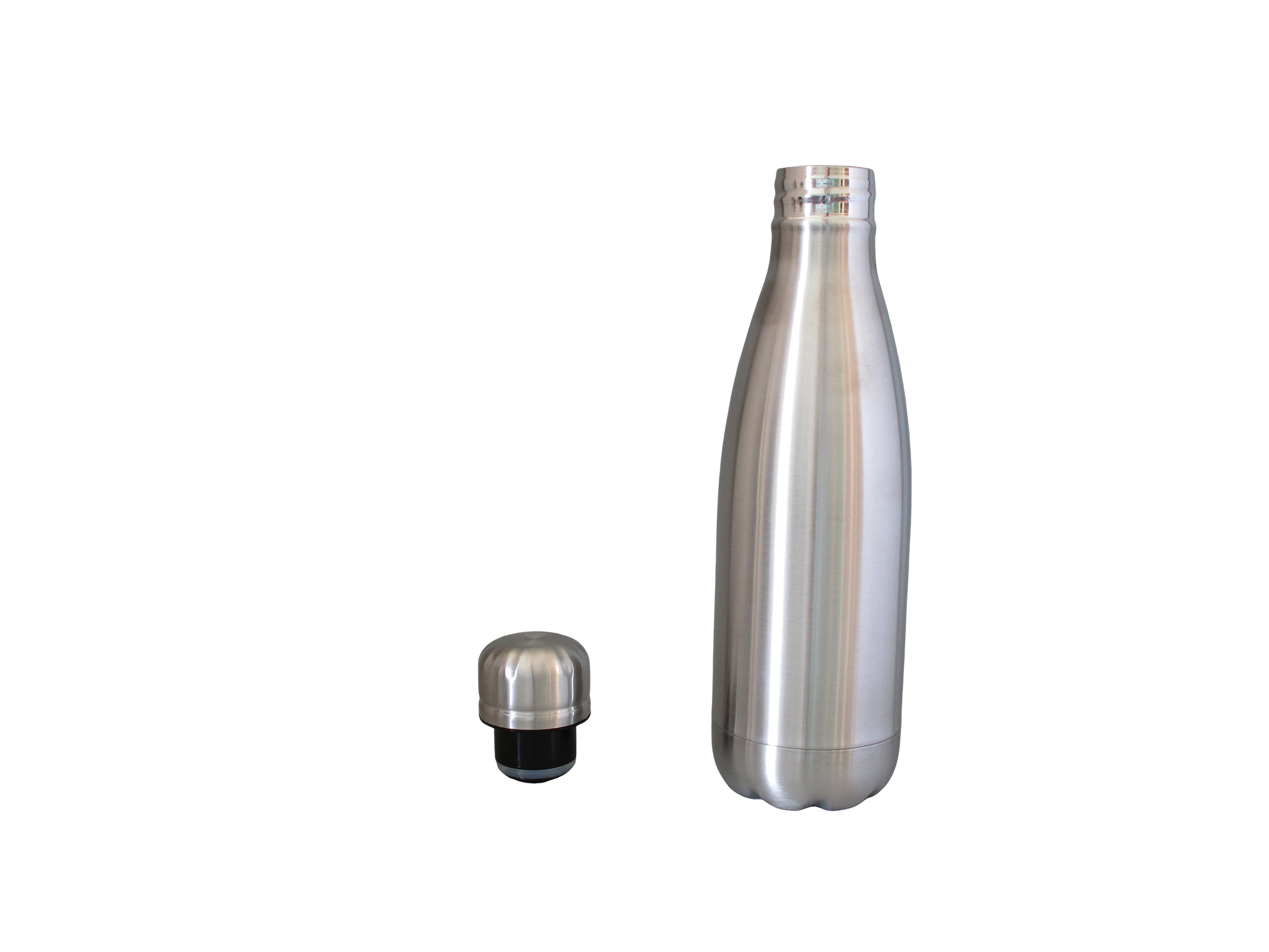 TANGO050-900 - Isoleerfles RVS onbreekbaar mat 0.50 L - Isobel