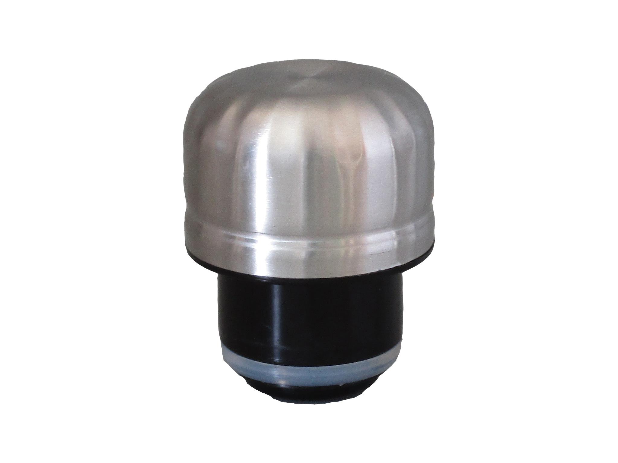 TANGO050-001 - Vacuum flask SS unbreakable white 0.50 L - Isobel