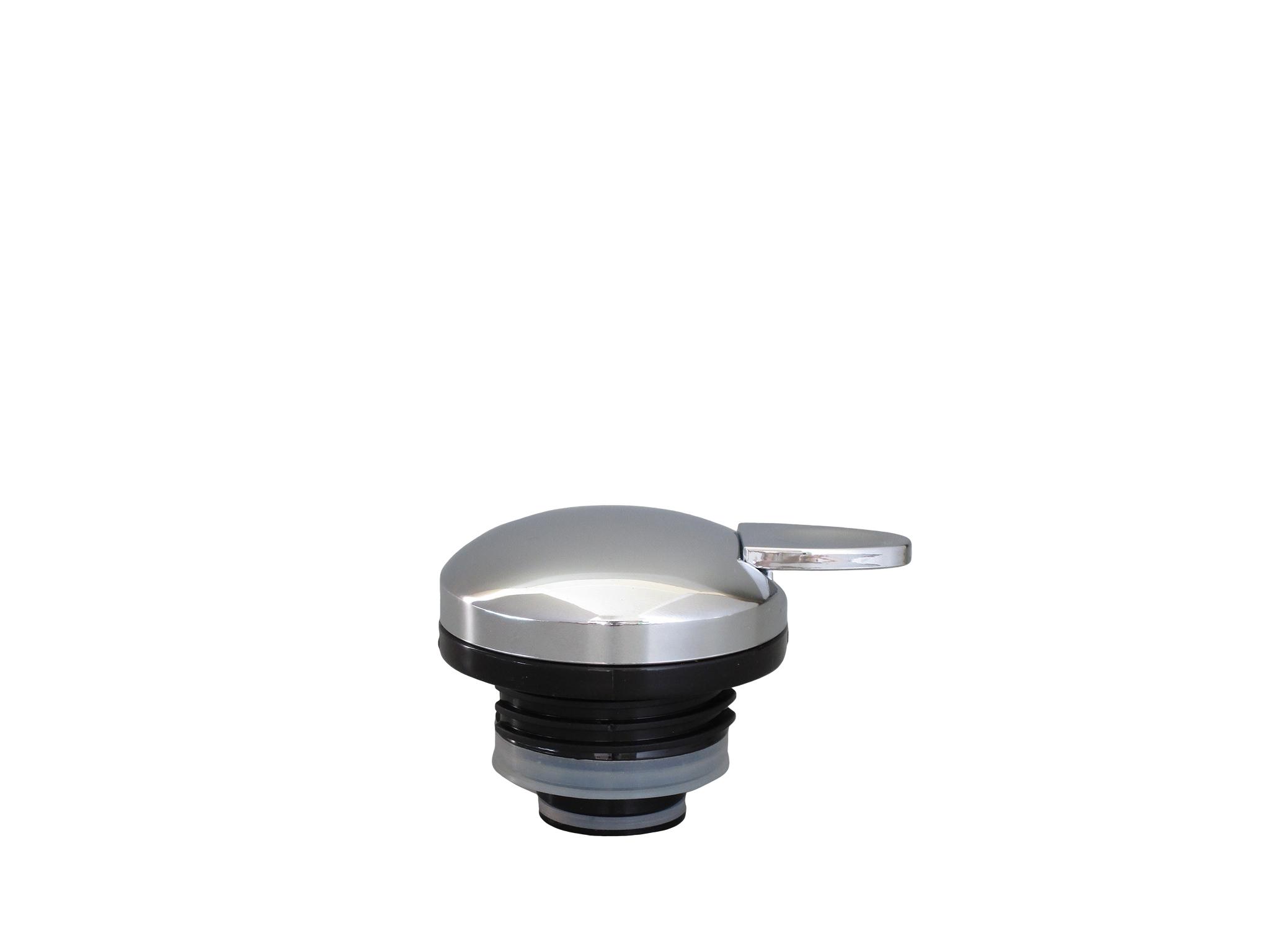 TEMPO10-049 - Isoleerkan RVS onbreekbaar donker grijs 1.0 L - Isobel