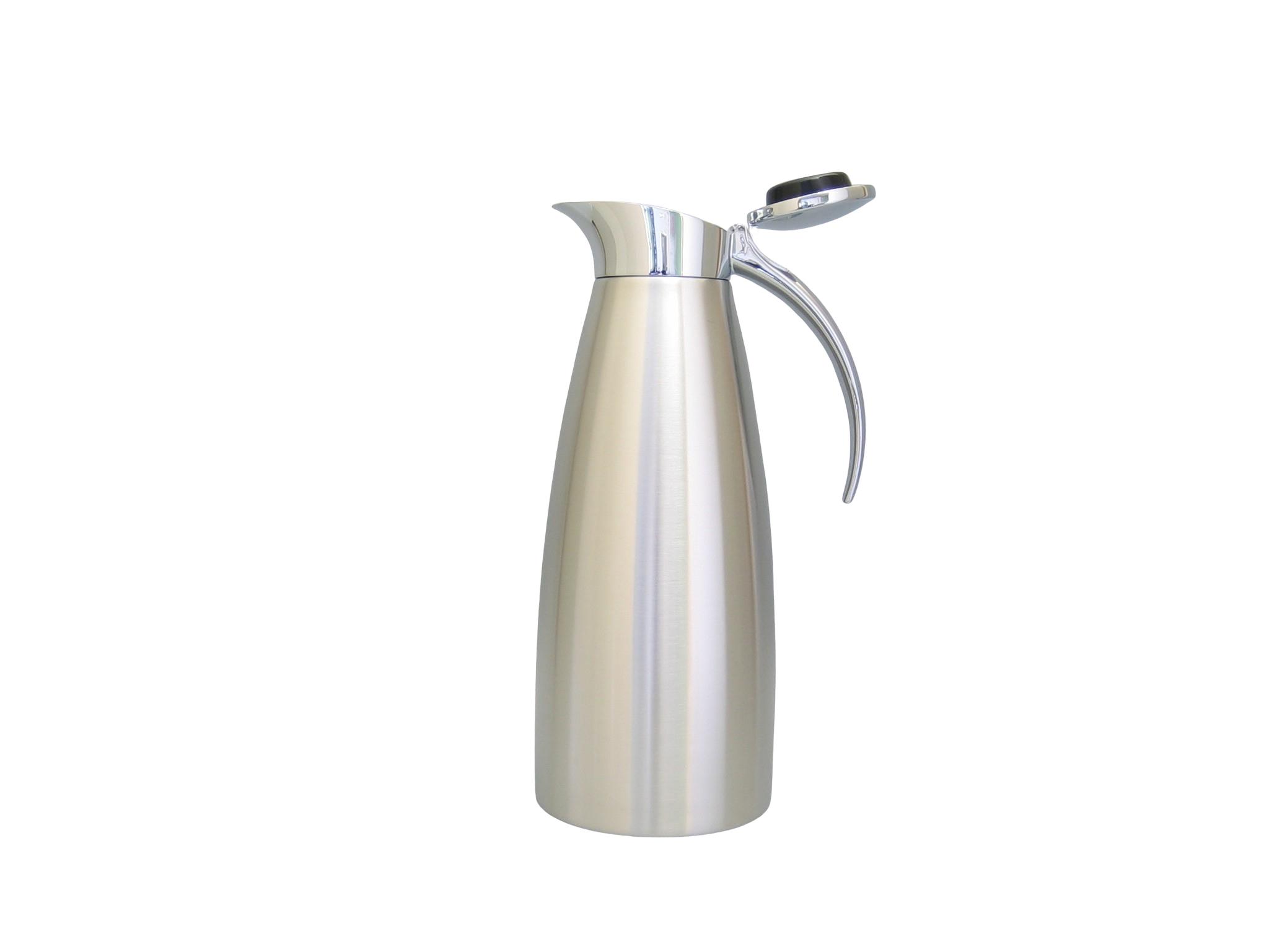 TUNDRA10-900 - Pichet isotherme inox incassable brossé 1.0 L - Isobel